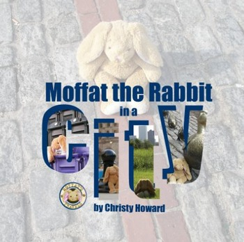 Moffat the Rabbit In A City Softcover Book