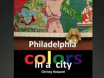 Moffat The Rabbit Colors: Philadelphia PPT/PDF/Ebook