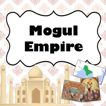 Mogul Empire PowerPoint Lesson