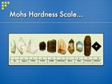 PowerPoint:  Mohs Hardness Scale