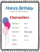 Readers' Theater Script Moira's Birthday by Robert Munsch