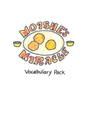 """Moishe's Miracle- A Hanakkuh Story"" Vocabulary Pack"