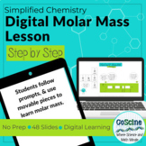 Molar Mass Digital Learning