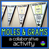 Moles and Grams Pennant