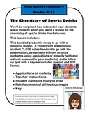 Chemistry of Sports Drinks Like Gatorade and Molarity