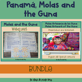 Molas and the Guna Webquest and Powerpoint Bundle