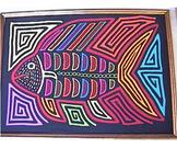 Molas from Panama-Applique Art
