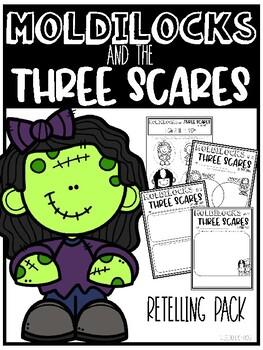 Moldilocks and the Three Scares Retelling Pack
