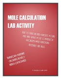 Mole Calculation Lab Activity
