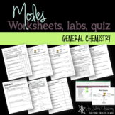 Mole Labs and Worksheets