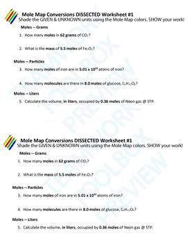 Mole Conversion Problems ~C... by Teamwork Toolbox   Teachers Pay ...