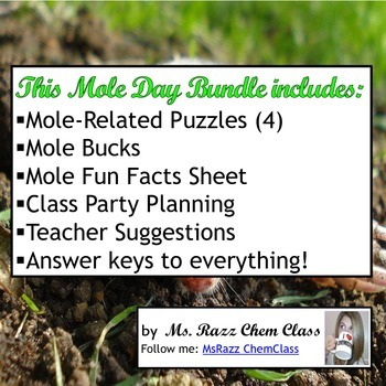 Using A Protractor Worksheet Excel Bundle Of Mole Day Activities By Msrazz Chemclass  Tpt Radicals And Exponents Worksheet Excel with Free Printable Maths Worksheets Ks1 Bundle Of Mole Day Activities Introducing Fractions Worksheets Word