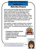Mole Day Project for High School Chemistry