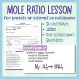 Mole Ratio Sub Plans + Baby Notes