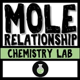 Mole Relationship in a Chemical Reaction Lab