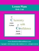 Mole Unit - LESSON PLANS