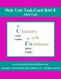 Mole Unit Task-Card RACE
