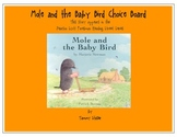 Mole and the Baby Bird Choice Board from Pearson Scott For