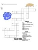 Mole and the Baby Bird Spelling crossword