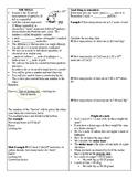Mole unit worksheet