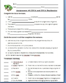 Molecular Genetics Assignments