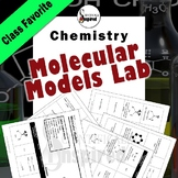 Molecular Models - Lewis Structures Inquiry Lab w/ Customi