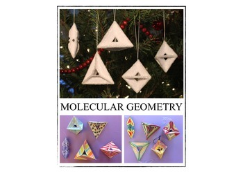 Molecular Origami  (build your own 3D models)