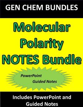 Molecular Polarity NOTES ONLY Bundle