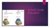 Molecular Polarity PowerPoint