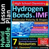 Molecular Polarity, Shapes, IMF, Hydrogen Bond: Essential Skills Worksheet #16