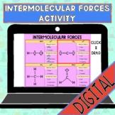 Molecular Polarity and Intermolecular Forces Activity
