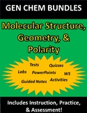 Molecular Structure, Geometry, & Polarity WHOLE CHAPTER Bundle (for Gen Chem)
