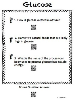 Molecule Learning Stations: Intro to Modeling Molecules with QR code fun!