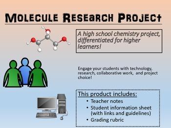 Molecule Research Project