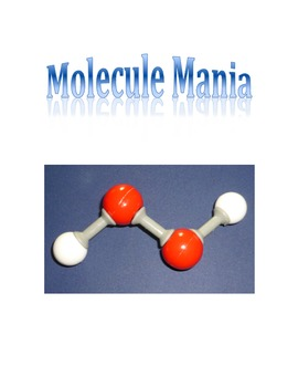 Molecule building kit