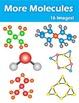 Molecules Clipart