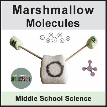 Molecules Marshmallows Chemistry