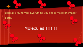 Molecules: Solid, Liquid, Gas Powerpoint