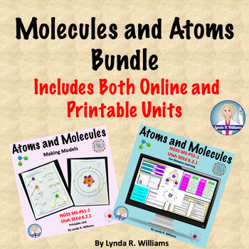 Molecules and Atoms Bundle
