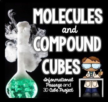 Molecules and Compound Cubes