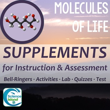Molecules of Life (Biochemistry) Supplements for Instruction and Assessment