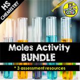 Moles Activity BUNDLE