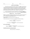 Moles and Atoms Conversion Worksheet