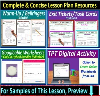 Counting Atoms, Formula Mass & Mole Calculations: Essential Skills Worksheet #21