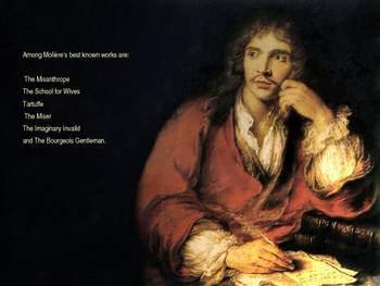 Moliere Powerpoint