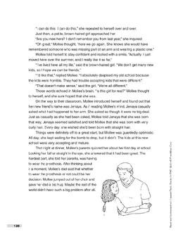 Mollee's Story (Lexile 650)