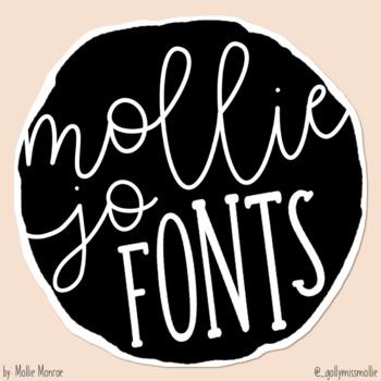 Mollie Jo Fonts: Volume Four