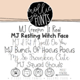Mollie Jo Fonts: Volume Four
