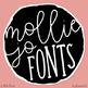 Mollie Jo Fonts: Volume Six