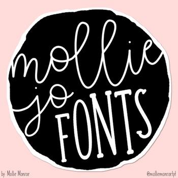 Mollie Jo Fonts: Volume Two
